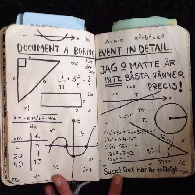 Wreck This Journal - Document A Boring Event In Detail
