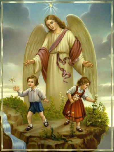 A little catechesis on the Angels