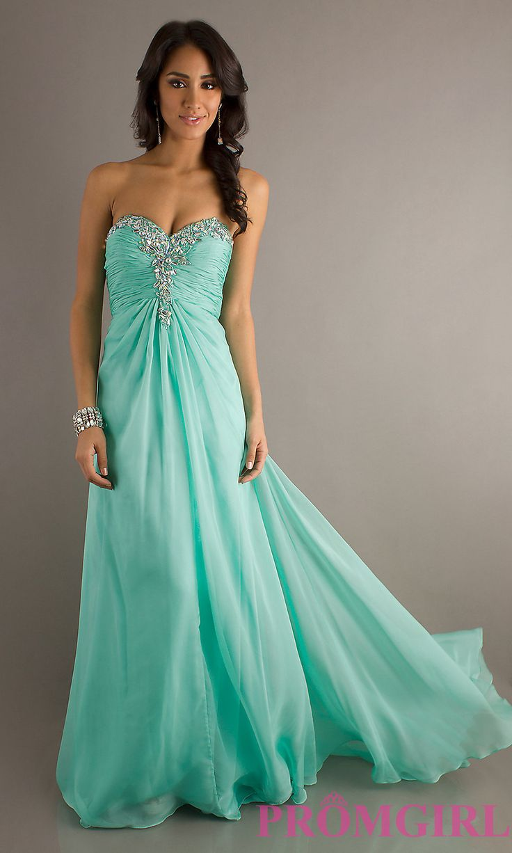 211 best Long Prom Dress images on Pinterest | Prom dresses ...