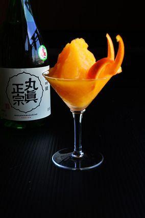 Frolic Summer 日本酒を使ったお家で簡単カクテル 春夏向創作カクテル05|レシピブログ