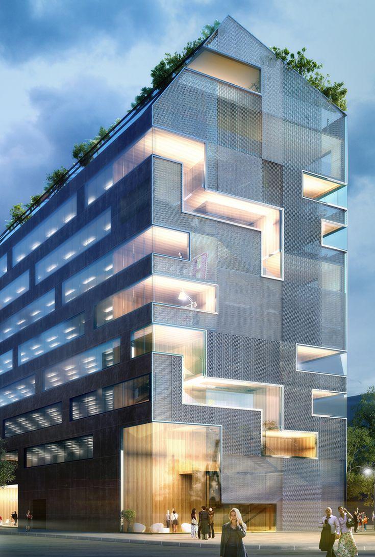 13 best images about facades resille on pinterest villas. Black Bedroom Furniture Sets. Home Design Ideas