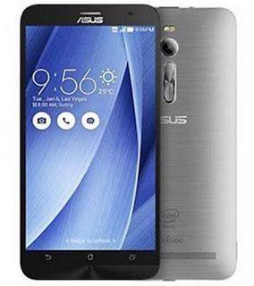 """Harga dan Spesifikasi """"Asus Zenfone 2 ZE551ML"""" 32 GB Silver Terbaru"""