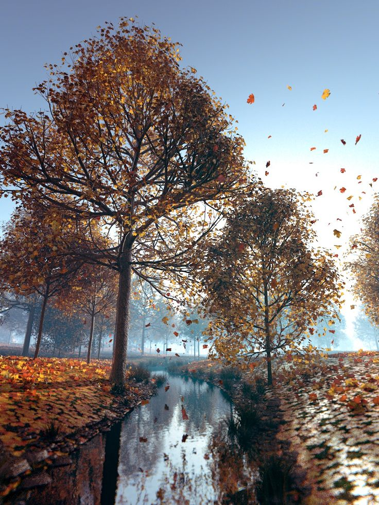 Cinema 4D Training : Natural Environments from helloluxx