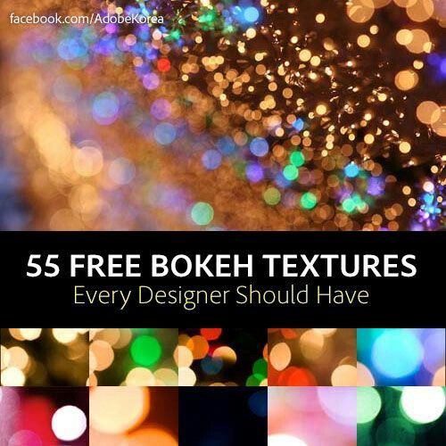 55 Free Bokeh Textures Every Designer Should Have