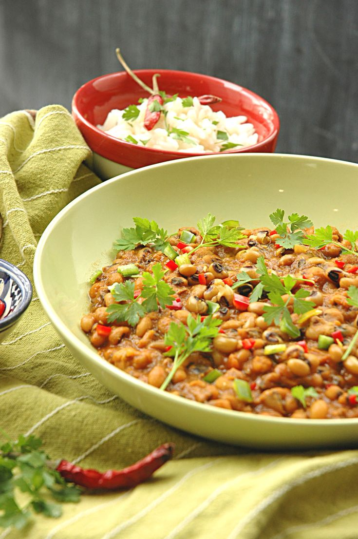 An age-old curry recipe – Curry Beans