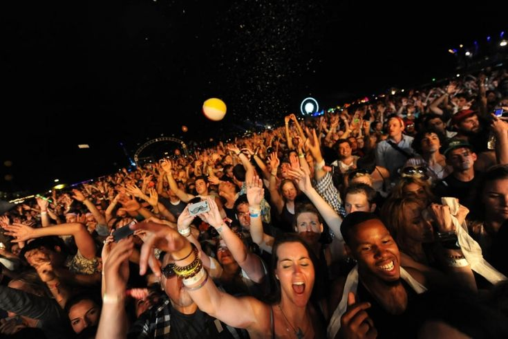 Festlove: Dates and Lineups for Coachella, Bonnaroo, and Almost 150 More 2013 Festivals