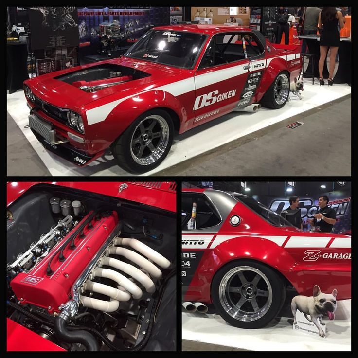 Day 1 of semashow 2016! The osgiken tc24b1z powered