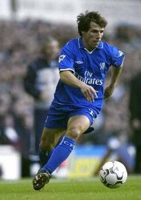 Gianfranco Zola.....the reason I became a Chelsea fan. Legend. Genuine, nice guy. Blue forever