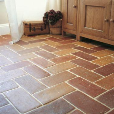 Rectangle - Reclaimed Terracotta - Wall & Floor Tiles | Fired Earth