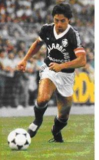 Alain Giresse, France (Girondins Bordeaux, Olympique Marseille, France)