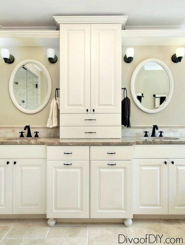 Bathroom Vanity Diy These 5 Steps To Update Your Bathroom Vanity Give It Great Updated Look Wit Quick Bathroom Remodel Bathrooms Remodel Full Bathroom Remodel