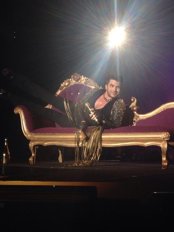 2015.2.15 Adam Lambert mobile.twitter.com/My__95/status/567077650272096256