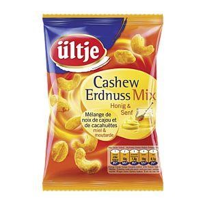 ültje Cashew Erdnüsse Honig-Senf 200g