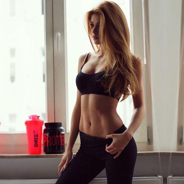 Shred Fitness Model Pamela_rf 50 Most Inspirational Instagram Pics!