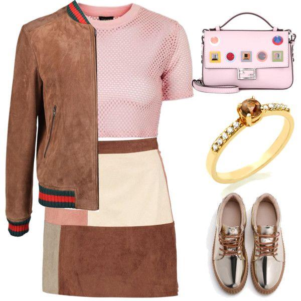 Anastazio-rose gold Outfit Idea 2017