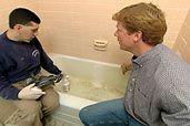 How to Clear a Clogged Bathtub Drain