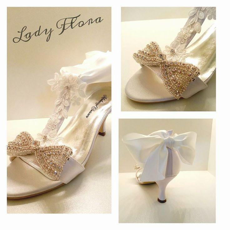 Lady Flora Bridal Shoes