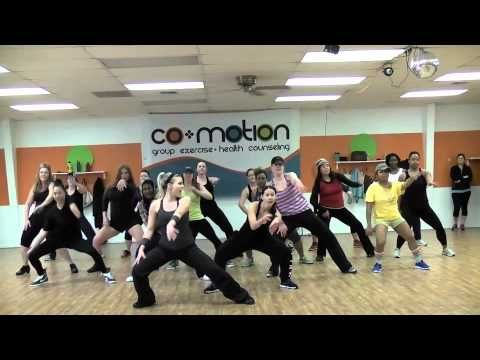 SINGLE LADIES - Beyonce (Dance Fitness Choreography)