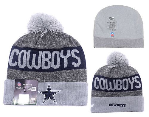 NFL Dallas Cowboys Stitched Knit Beanies 005