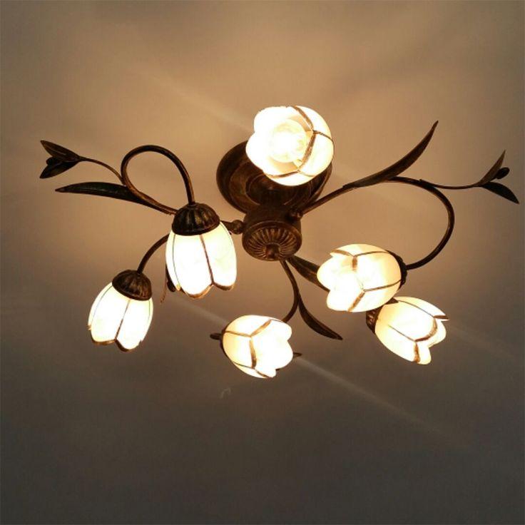 Ucuz Kapalı led tavan ışıkları modern led tavan lambası Oturma Odası ışık Çocuk Yatak Odası Lamba düğün dekorasyon ışıkları demir sanat, Satın Kalite tavan ışıkları doğrudan Çin Tedarikçilerden: malzeme: boyama metal + cam gölge* bütün boyutu:4 ışıklar çap 60 cm * 38 cm * H22cm olduğunu6 ışıklar çap 60 cm * H22cm
