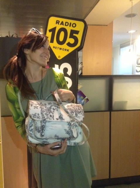 Carlotta Quadri @Radio 105
