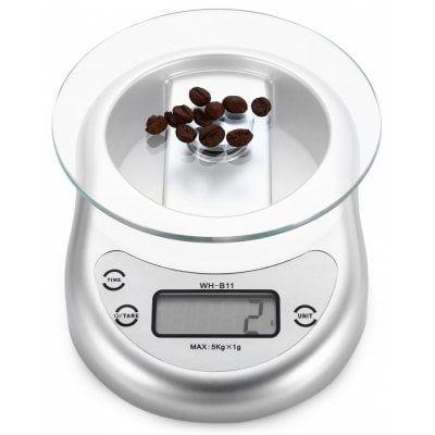 WH-B11 Electronic Kitchen / Food #Scale and jewelery, báscula electrónica para la cocina y joyería