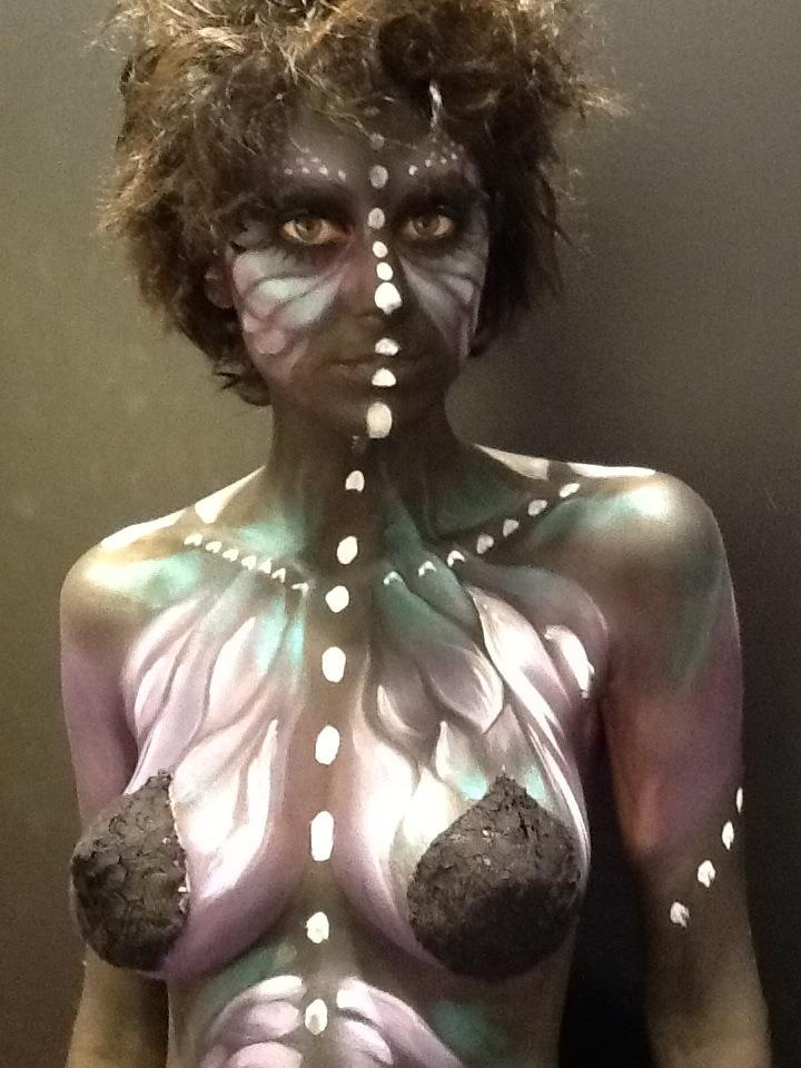 Make Up For Ever - Halloween 2012