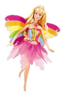 barbie fairytopia dolls | Barbie™ Fairytopia™ Rainbow Adventure™ Elina™ Doll & DVD game