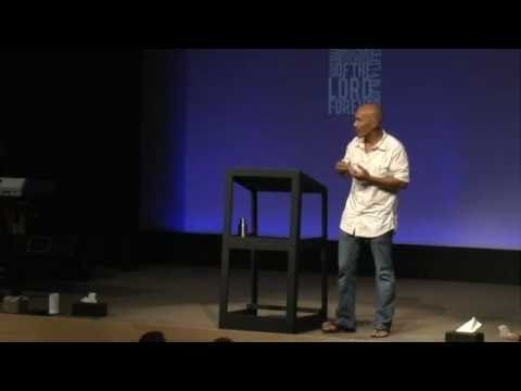 LORD IS MY SHEPHERD.  MUST WATCH! - Francis Chan  (at Reality church)   Wow-I always have so many take aways from his teaching.  He convicts me-as we all need to be sometimes.  Look hard at ourselves and our relationship with the One True God.
