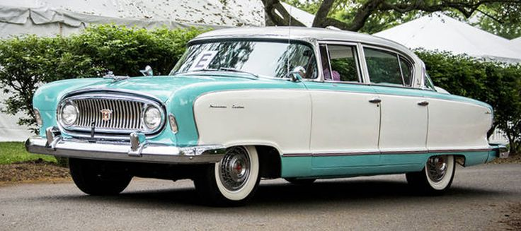 '55 Nash Ambassador