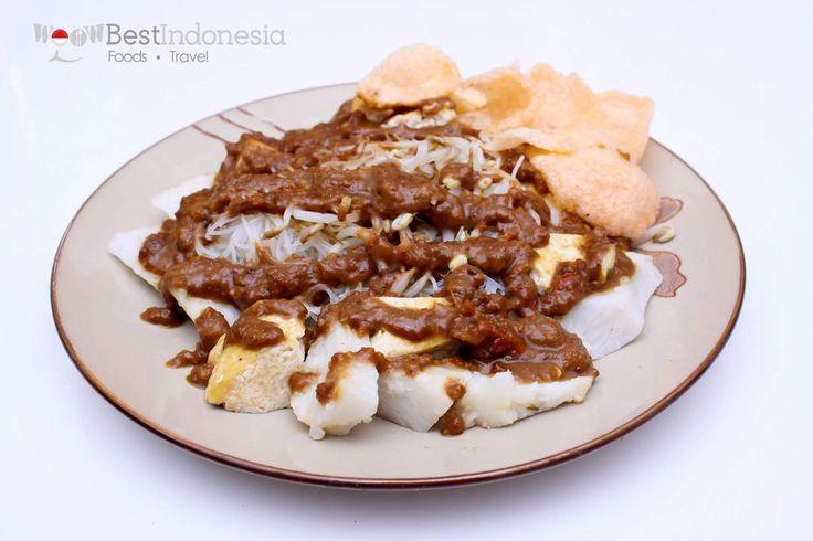 Ketoprak Best Indonesian Dishes #Jakarta #Indonesia #Food