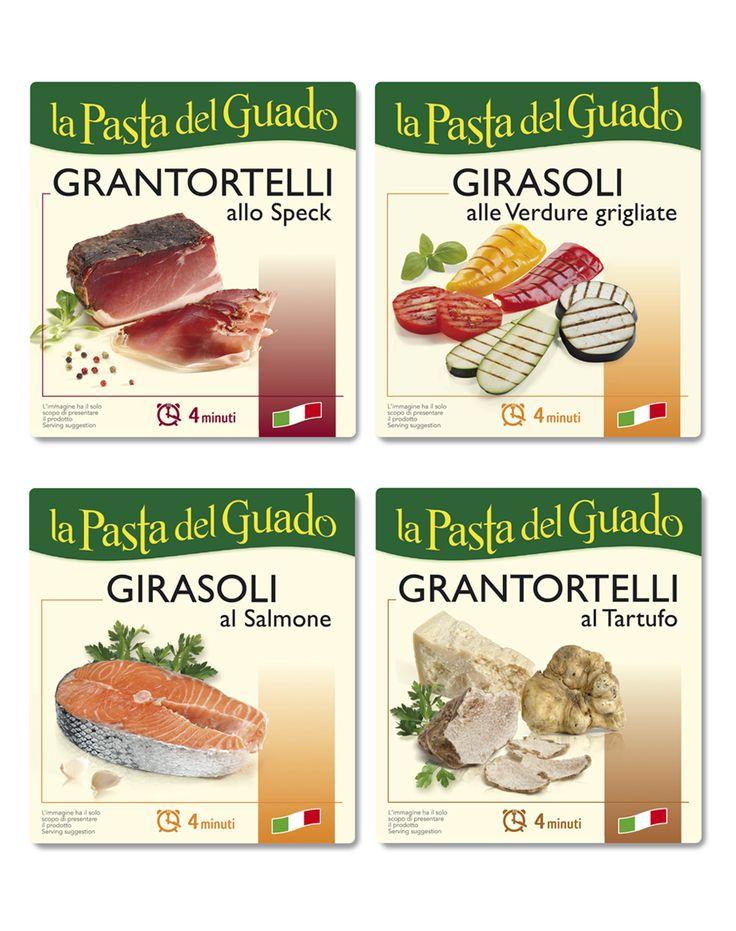 #Progettazione #etichette per #confezioni di #pasta ripiena