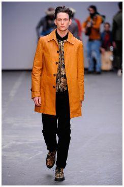 #Menswear #Trends Oliver Spencer Fall Winter 2015 Otoño Invierno #Tendencias #Moda Hombre   T.F.