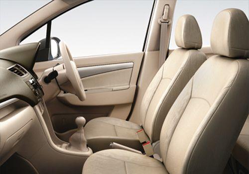 Maruti Ertiga Front Seats Interior