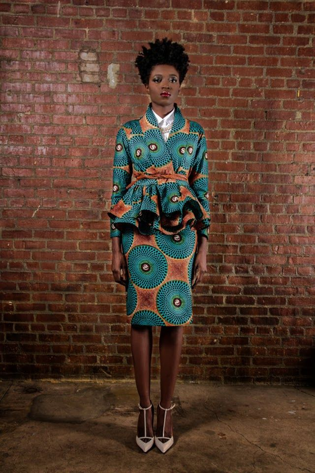 Demesticks Ny African Print Ciaafrique African Fashion African Dress Styles Kitenge Designs