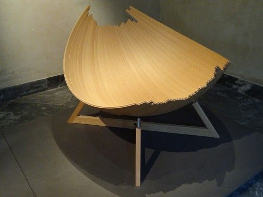 timber strips design