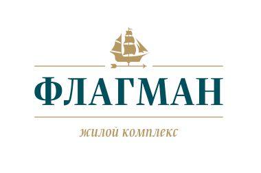 Логотип и печатная реклама «Флагман» on Behance
