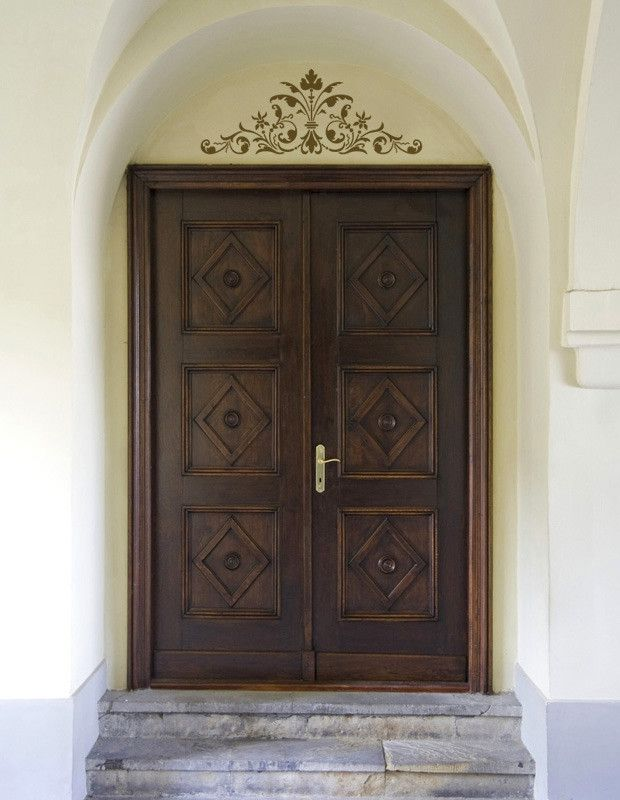 Classic Door Design quirinale emozioni classic door new design porte Renaissance Door Crown Classic Panel Stencil