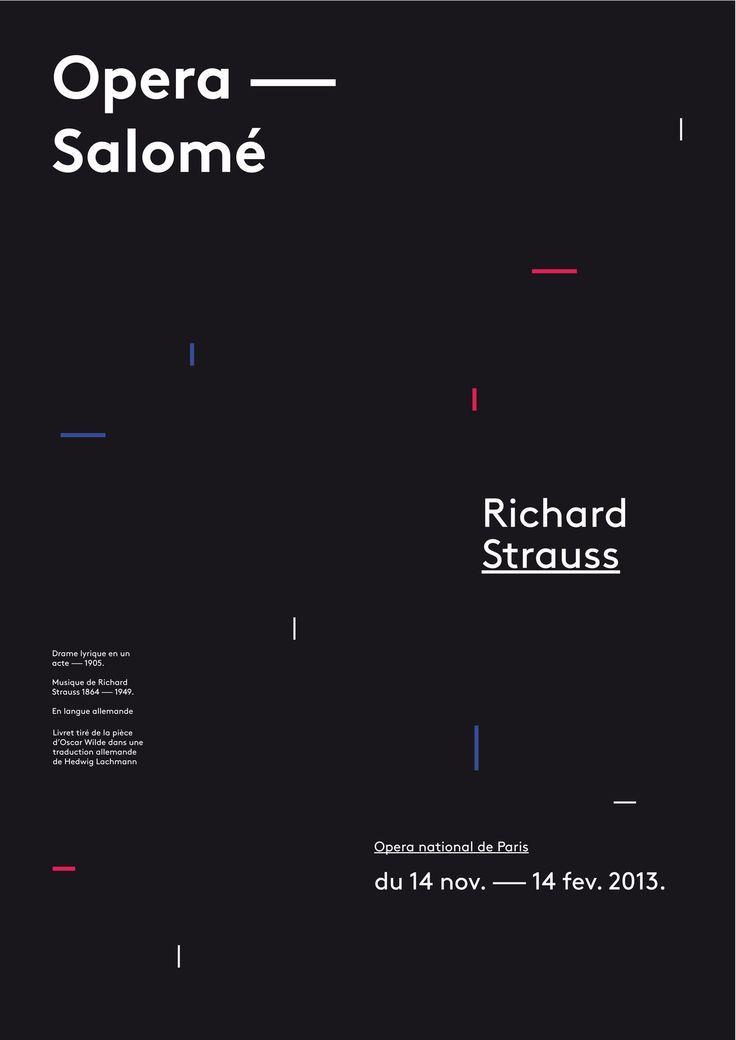 eiginleiki:    Xavier Lecuyer simple black design poster