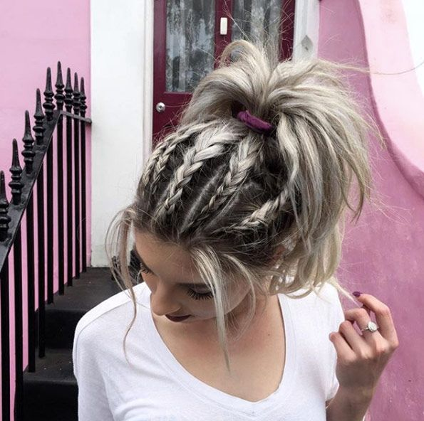 42 No-Heat Updos You'll Be Obsessed With This Summer
