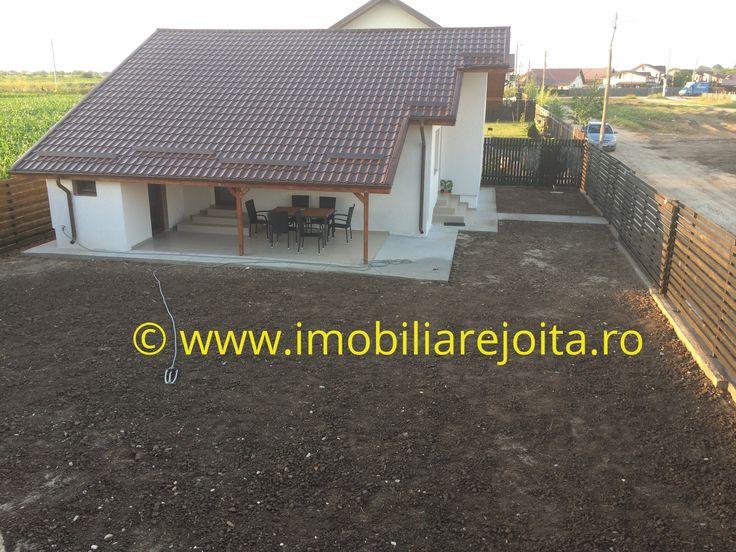 Casa Rustic - imobiliarejoita.ro - 50.000 Euro tva inclus #rustic #home #house #realestate