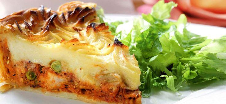 Η #πίτα του βοσκού (Shepherd's Pie) #pies #recipes #πίτες #συνταγες #συνταγές