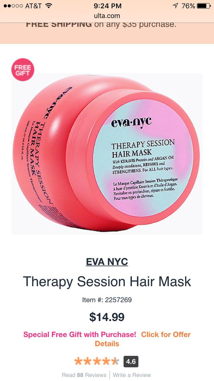 Eva NYC hair mask