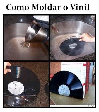 Recup de vieux vinyl
