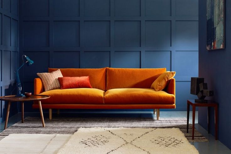 After my post a couple of weeks ago on how to buy a sofa, I wanted to show you a few that you might like for your own home.
