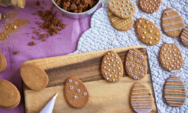Kitchenette — Velikonoční sušenky