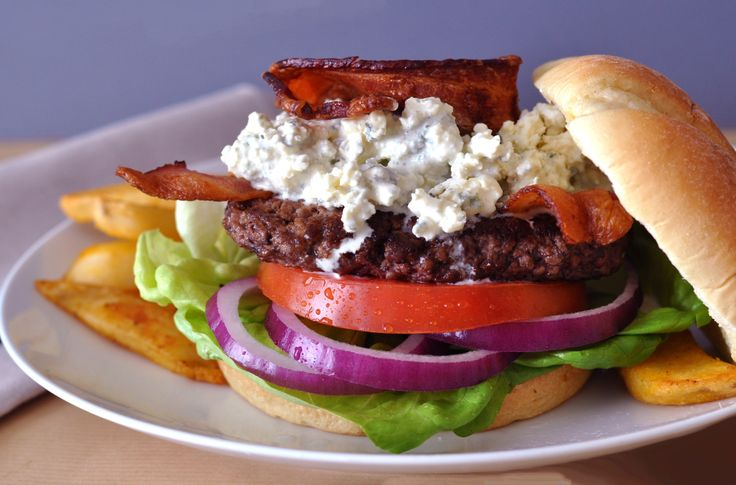 May is National Burger Month!
