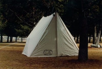 beckel canvas tents made in portland