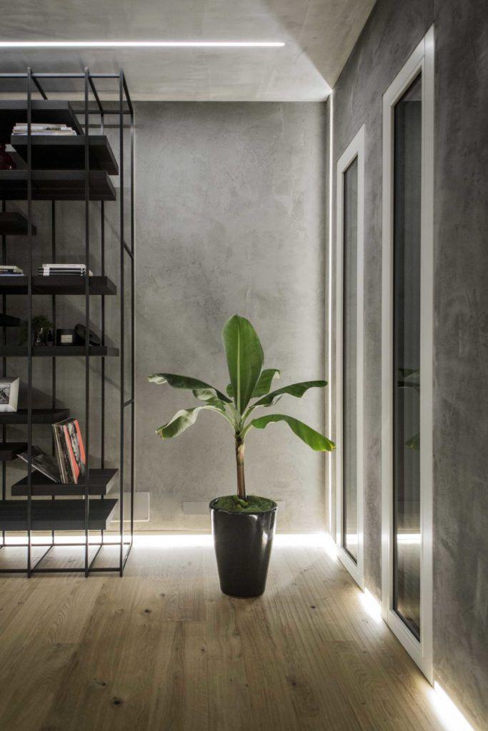 Illuminazione A Led Per Casa.Tagli Di Luce A Led Per Un Illuminazione Pulita E Moderna L