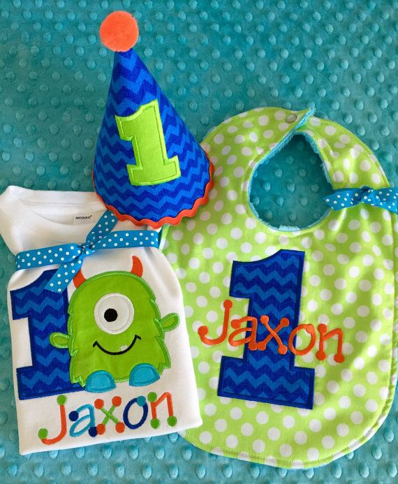 Hey, I found this really awesome Etsy listing at https://www.etsy.com/listing/129224912/little-monster-birthday-shirt-birthday